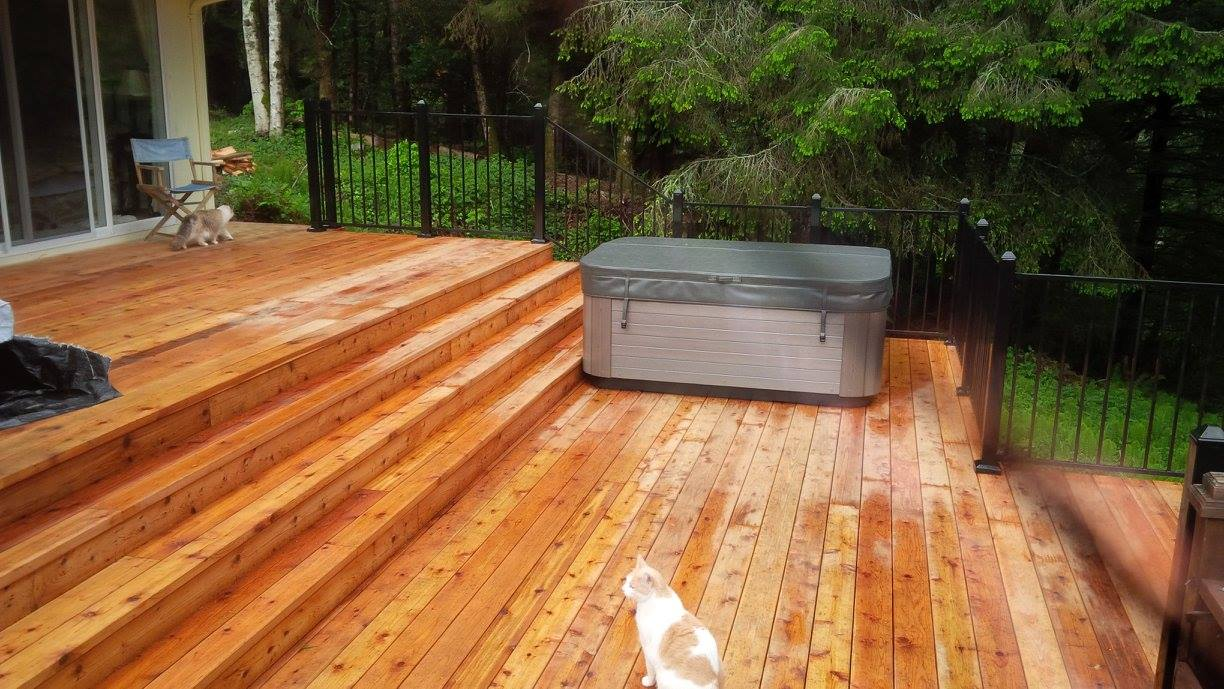 deck by thomas home center