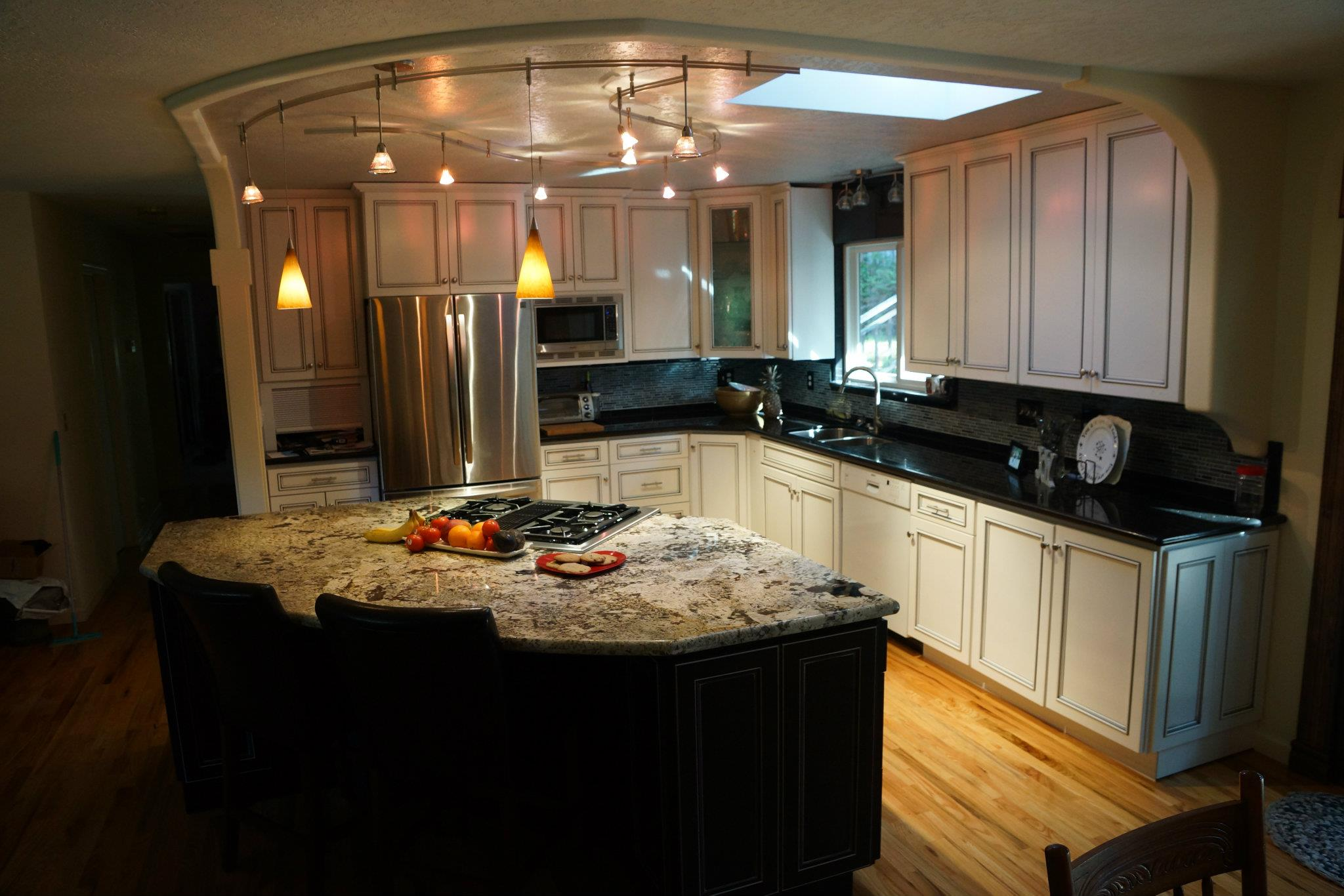 kitchen remodel by thomas home center