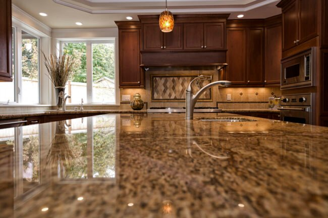 granite countertop